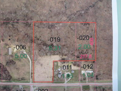 Residential Lots & Land Active Contingent: 19276 Corinth Road