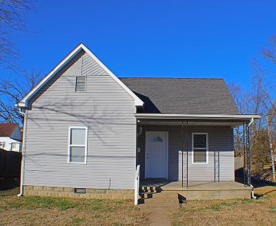Marion IL Single Family Home For Sale: $52,000