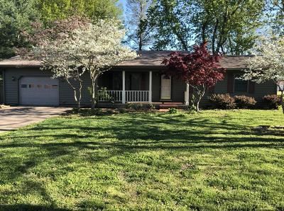 Massac County Single Family Home For Sale: 6 Hankins Circle