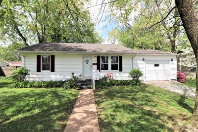 Metropolis IL Single Family Home For Sale: $59,900