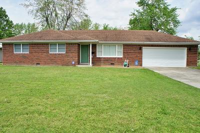 Massac County Single Family Home For Sale: 23 Crestview Drive