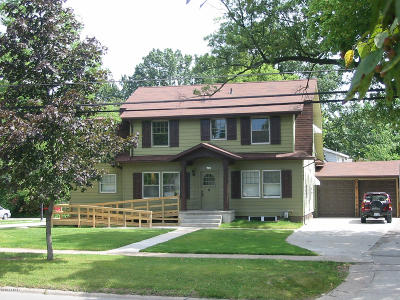 Carbondale Multi Family Home For Sale: 701 W Main Street