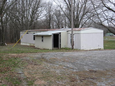 Goreville Single Family Home For Sale: 8145 Tunnel Hill Road