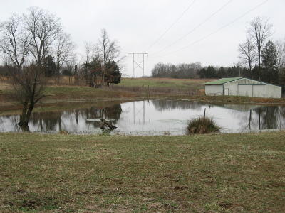 Johnson County Residential Lots & Land For Sale: 8145 Tunnel Hill Road