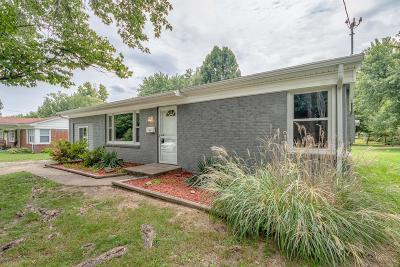 Marion Single Family Home For Sale: 909 W Concord Street