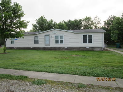 Metropolis IL Single Family Home For Sale: $36,500