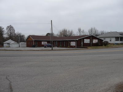 Commercial For Sale: 1810 E Main Street