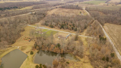 Mt. Vernon Residential Lots & Land For Sale: 1650 N County Road Cedar Hill Estates