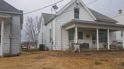 Chester IL Single Family Home For Sale: $50,000
