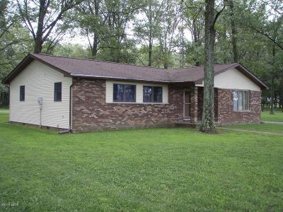 Benton Single Family Home For Sale: 10442 Mine 24 Road