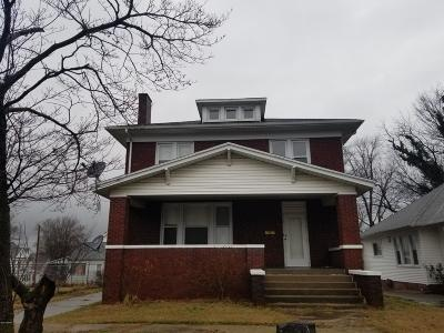 Harrisburg Single Family Home For Sale: 8 E Walnut Street