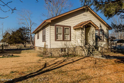 Murphysboro Single Family Home For Sale: 267 McDowell Road