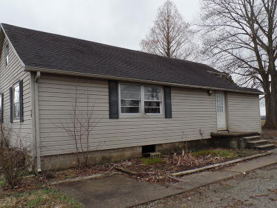 Saline County Single Family Home For Sale: 48 S Main Street