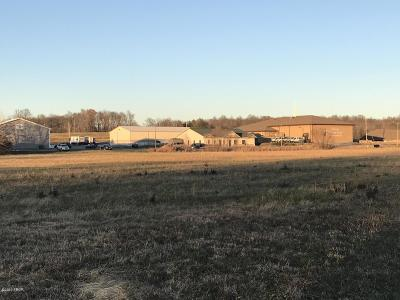 Johnson County Commercial For Sale: 8.025 E Rt 146