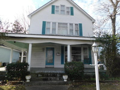 Massac County Single Family Home For Sale: 414 E 5th Street