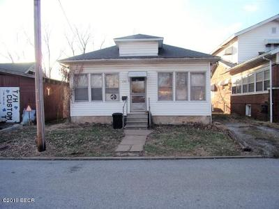 Marion Single Family Home For Sale: 304 N Mechanic Street