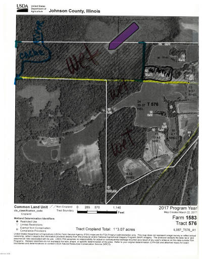 Johnson County Residential Lots & Land Active Contingent: 5000 Il-146