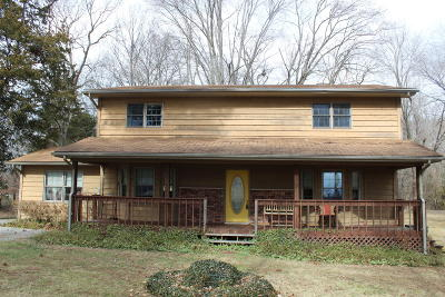 Marion Single Family Home For Sale: 3848 Vickers Road