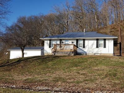 Rockwood IL Single Family Home For Sale: $99,000