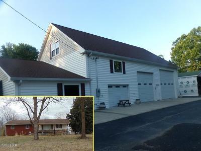 Murphysboro Single Family Home For Sale: 1216 20th Street
