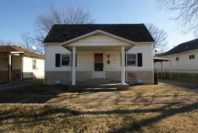 Herrin Single Family Home For Sale: 404 N 18th Street