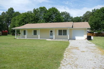 Massac County Single Family Home For Sale: 15 Woodhaven Drive