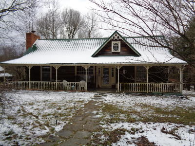 Pope County Single Family Home Active Contingent: 40 Old Golconda Road