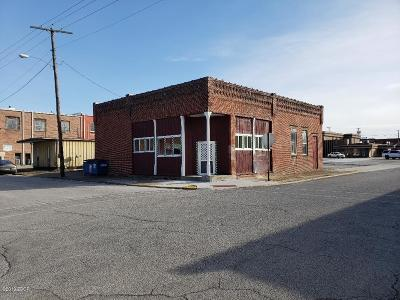 Herrin Commercial For Sale: 218 N 16th Street