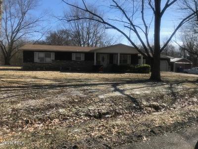 Benton Single Family Home Active Contingent: 8904 Carter Lane