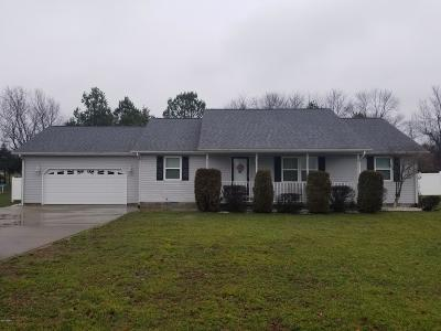 Goreville Single Family Home Active Contingent: 105 Sidney Lane