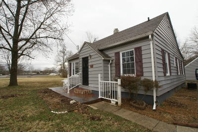 Herrin Single Family Home For Sale: 1716 W Monroe Street