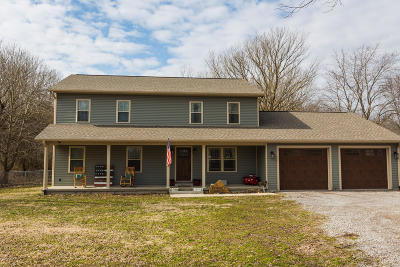 Single Family Home For Sale: 1405 Trolley Road
