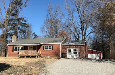 Carbondale Single Family Home For Sale: 2450 Chautauqua Road
