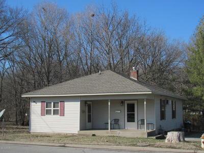 Murphysboro Multi Family Home For Sale: 1708 Shomaker Drive #E & W