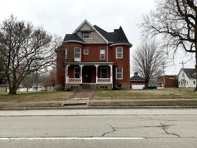 Hamilton County Single Family Home For Sale: 300 S Washington Street