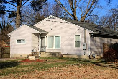 Carbondale Single Family Home Active Contingent: 405 N Allyn Street