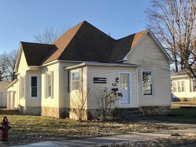 Marion Single Family Home For Sale: 508 S Vicksburg Street