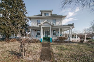 Hamilton County Single Family Home For Sale: 511 S Washington