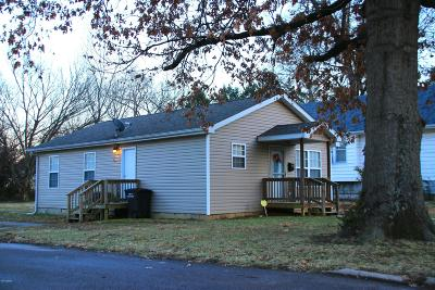Carbondale Single Family Home For Sale: 511 N Carico Street