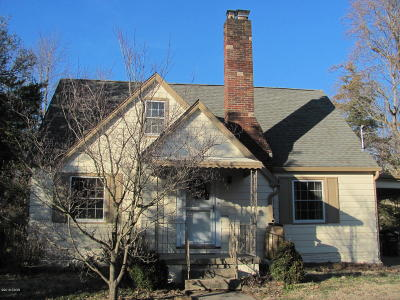 Carbondale Single Family Home For Sale: 712 W Elm Street