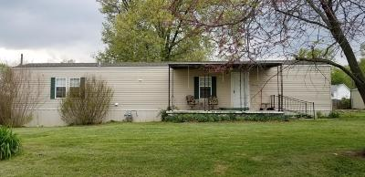 Saline County Single Family Home For Sale: 1621 S McPherson Street