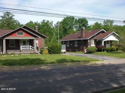 Carterville Commercial For Sale: 905-901 S Division Street