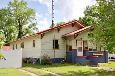 Murphysboro Single Family Home Active Contingent: 2043 Logan Street