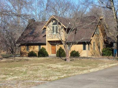 Carterville Single Family Home Active Contingent: 200 Arbor Drive