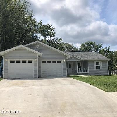 Benton Single Family Home For Sale: 314 W Webster Street