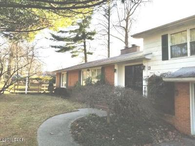Carbondale Single Family Home For Sale: 6 Hillcrest Drive