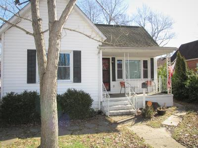 Herrin Single Family Home Active Contingent: 404 N 13th Street