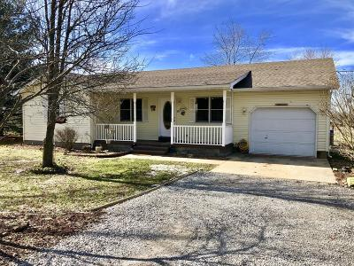Single Family Home For Sale: 490 Pankey Road