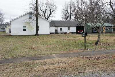 Massac County Residential Lots & Land Active Contingent: 1712 Mc Crary Street