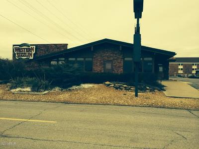 Marion Commercial For Sale: 1808 Bittle Place